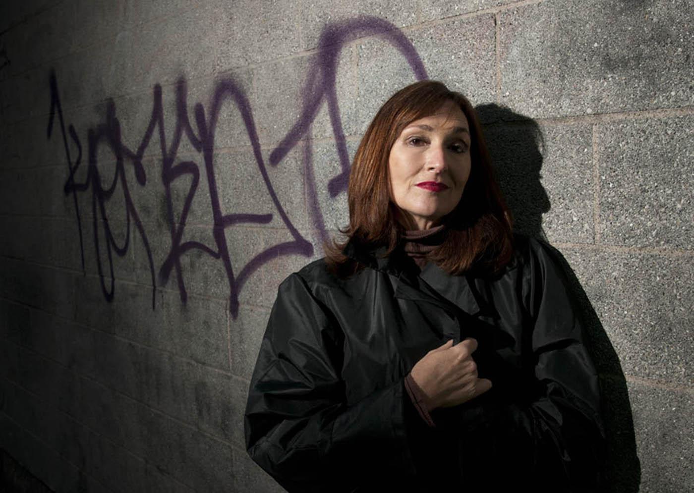 Nora Dunn portrait