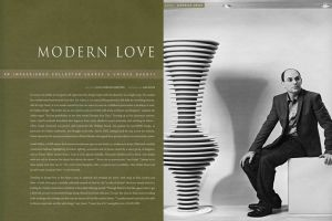 Interior Designer Ugo Casati - Chicago portrait photography