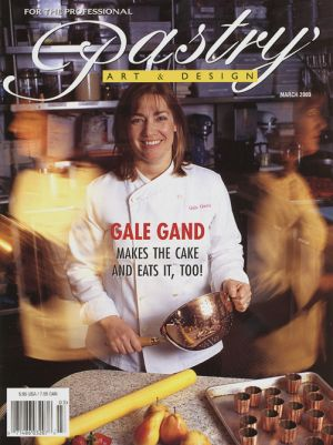 Gale Gand pastry chef at TRU in Chicago