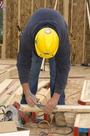photo of union carpenters
